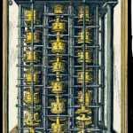 Prototipo di macchina differenziale Charles Babbage