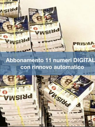 Prisma in abbonamento digitale con rinnovo automatico