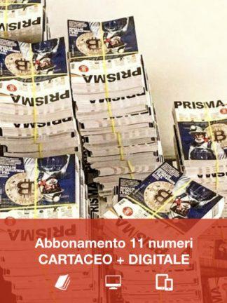 Abbonamento cartaceo digitale Prisma