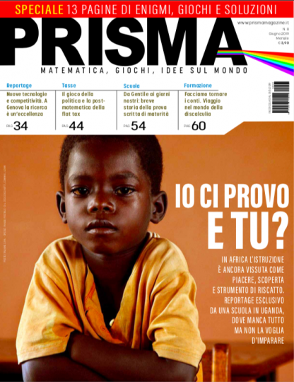 Prisma magazine numero 8