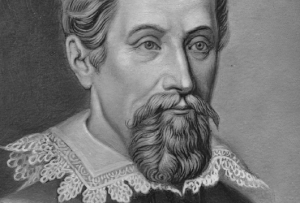 Giovanni Keplero, sostenitore dell'ipotesi della congiunzione planetaria